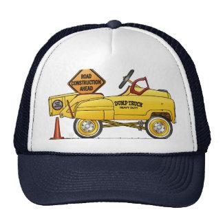 Cute Peddle Truck Peddle Car Mesh Hats