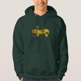 Cute Peddle Truck Peddle Car Hoodie