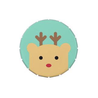 Cute Peekaboo Candy Tin
