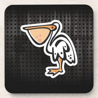 Cute Pelican; Cool Coaster