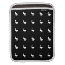 cute pelican pattern naples florida sleeve for iPads