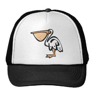 Cute Pelican Trucker Hat