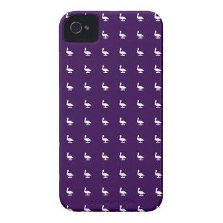 cute pelicane pattern naples florida Case-Mate iPhone 4 cases