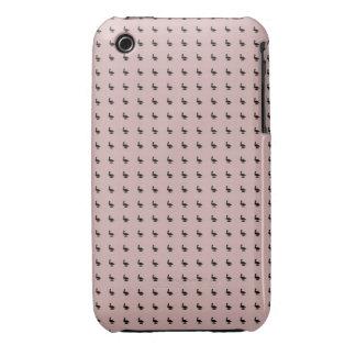 cute pelicane pattern naples florida Case-Mate iPhone 3 cases