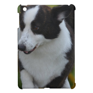 Cute Pembroke Corgi Cover For The iPad Mini