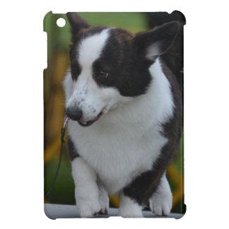 Cute Pembroke Corgi Case For The iPad Mini