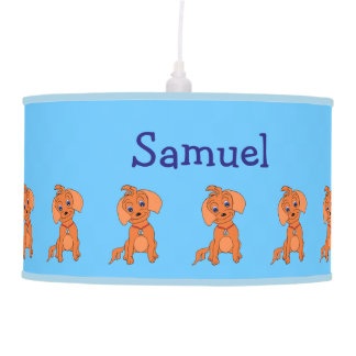 Cute Pendant Lamp - Happy