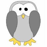 Cute Penguin Cartoon. Acrylic Cut Outs
