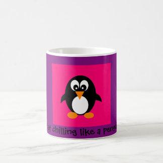 Cute Penguin Coffee Mug