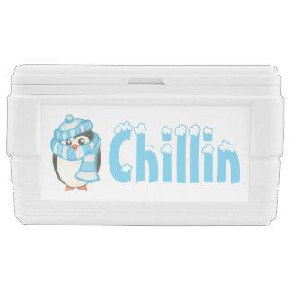 Cute Penguin Cooler