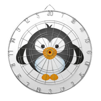 Cute Penguin design Dartboards
