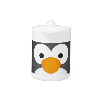 Cute Penguin design Teapot