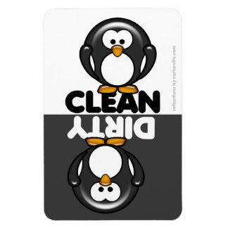 Cute Penguin Dishwasher Magnet