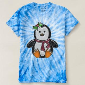 Cute Penguin Faux Jewel T-shirt