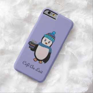 Cute Penguin iPhone 6 case