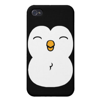 Cute Penguin Case For iPhone 4