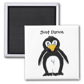 Cute Penguin - Just Dance Magnets