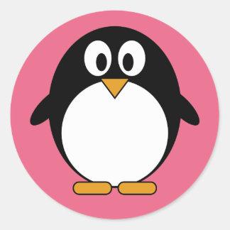 Cute Penguin Kawaii Cartoon Stickers