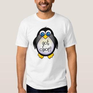 Cute Penguin Music Got Oboe T-Shirt