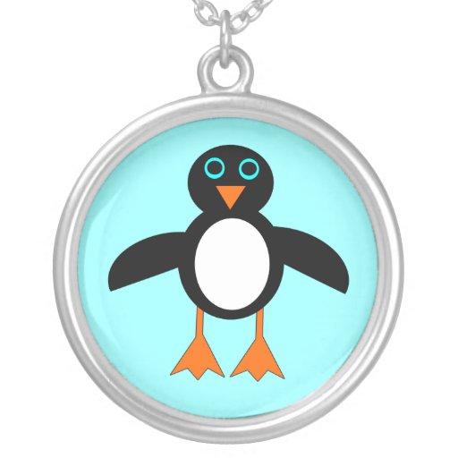 Cute Penguin Necklace