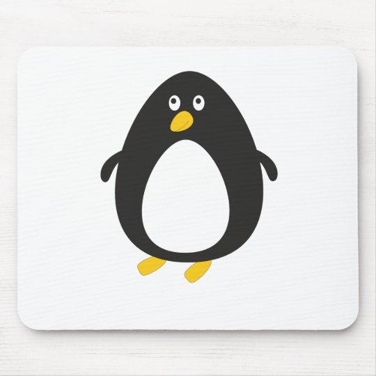 Cute penguin P Mouse Pad