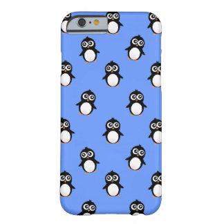 Cute penguin pattern iPhone 6 case