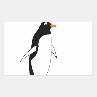 Cute Penguin. Sticker