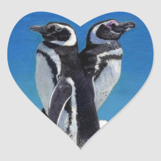 Cute Penguin Stickers