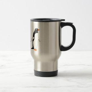 Cute Penguin. Travel Mug
