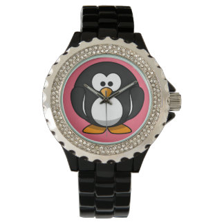 Cute Penguin Watch