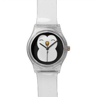 Cute Penguin Wrist Watch