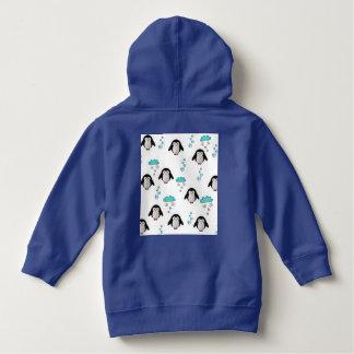 cute penguins hoodie