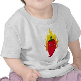 Cute Pepper Chu Shirts