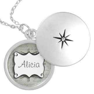 Cute Personalized Custom Name Necklace