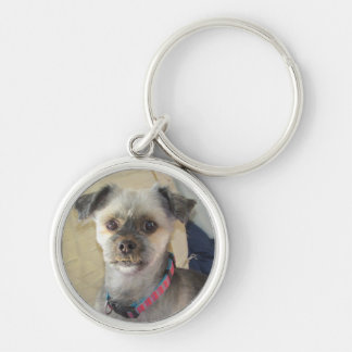Cute Personalized Dog Key Chain