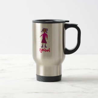 Cute Personalized Gift For Little Girls 15 Oz Stainless Steel Travel Mug