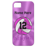 Cute Personalized iPhone 5S Volleyball Cases iPhone SE/5/5s Case