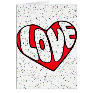 Cute, personalized kids Valentine Card