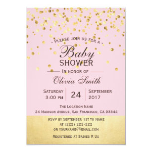 Cute Baby Shower Invitations Zazzle