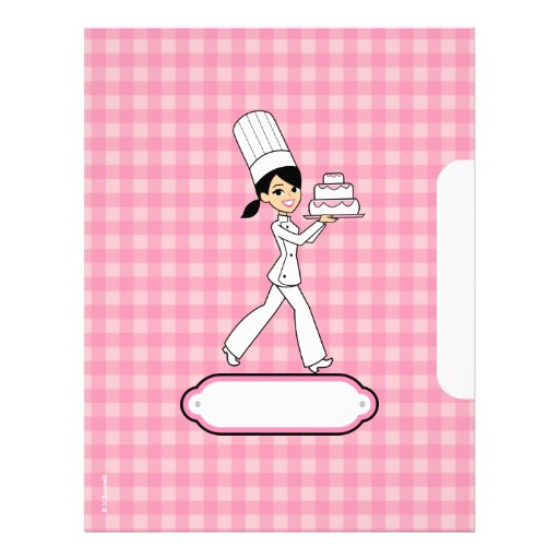 Cute Personalized Recipe Pages Personalized Letterhead