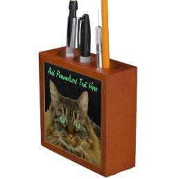 Cute Pet Cat is Purr-fect for Your Desk Pencil/Pen Holder