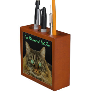 Cute Pet Cat is Purr-fect for Your Desk Pencil/Pen Holder