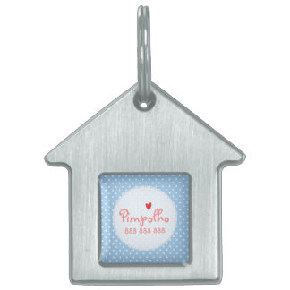 Cute Pet Id Tags and Personalized Pet Tags