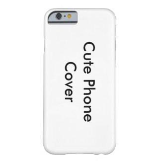 Cute Phone Cover Letters