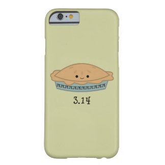 Cute Pi Day 3.14 Barely There iPhone 6 Case