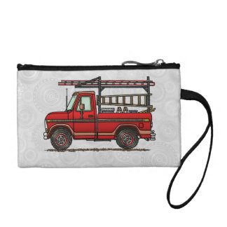 Cute Pickup Truck Change Purse