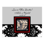 CUTE Picture Photo Save the Date Postcards