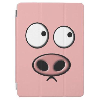 Cute Pig iPad Air Cover