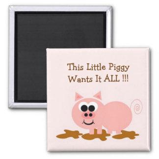 Cute Pig Magnet Fridge Magnets