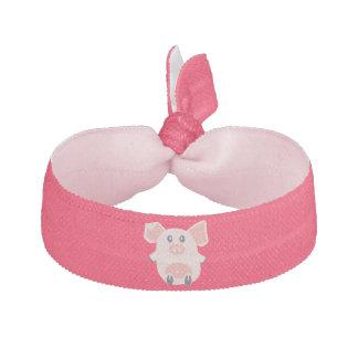 Cute Pig Hair Ties